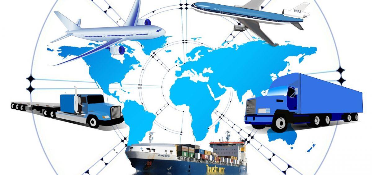 medios servicio logística