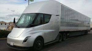 transporte eléctrico Tesla