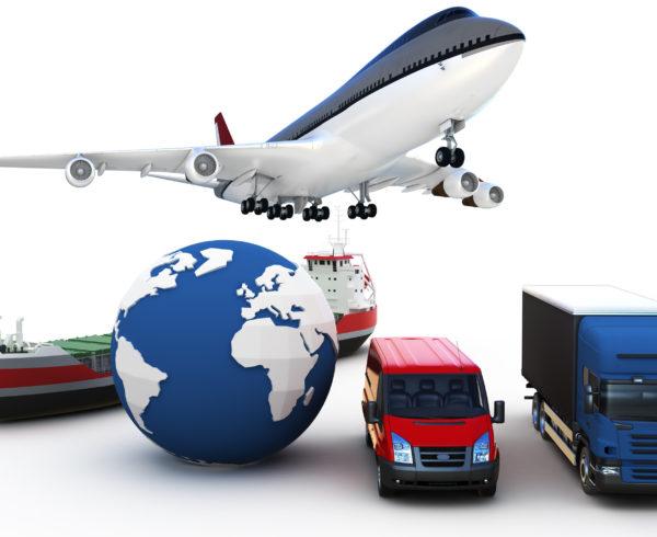 medios de transporte seguros de mercancía