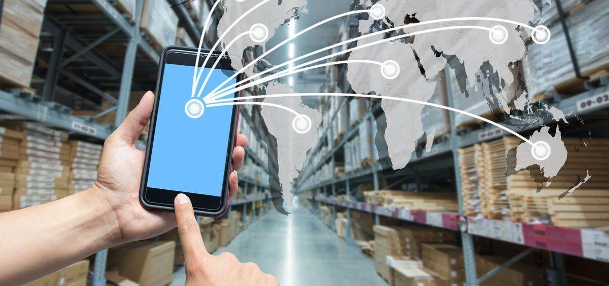 manejo de la logística digital