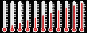 cuidar temperatura