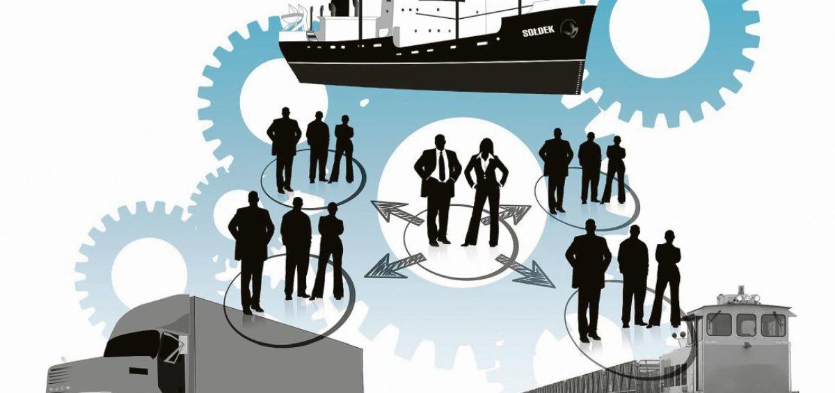 medios de transporte logístico en capilaridad logística