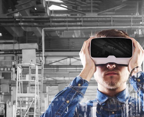 realidad aumentada en almacén