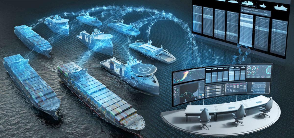 barcos autónomos y puertos digitales logística portuaria