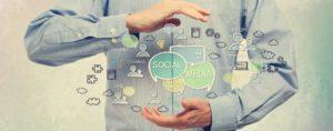 social media y distribución