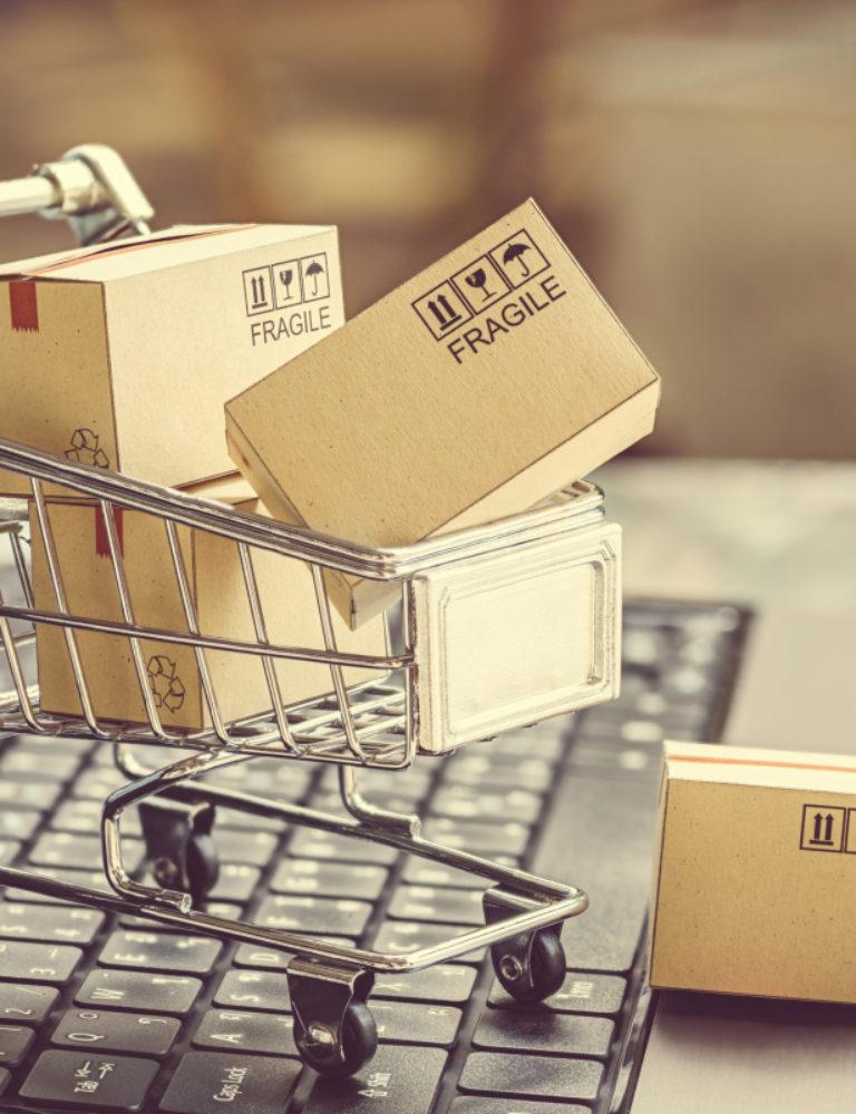 logística y el e-commerce