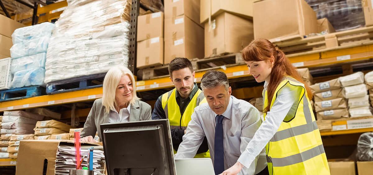 control y gestión de inventario