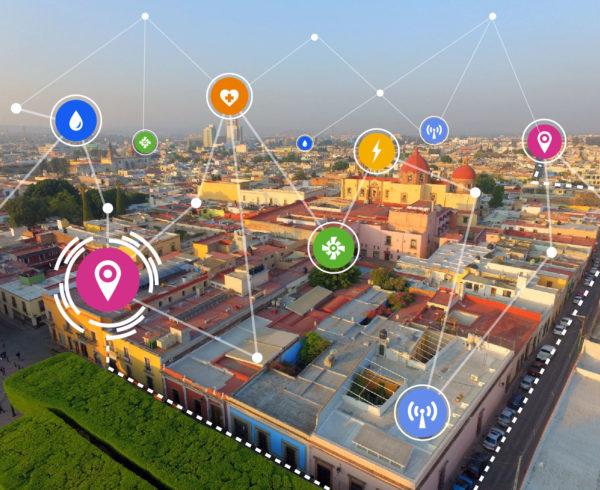 puntos estratégicos para la logística urbana