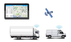 sistema gps logístico