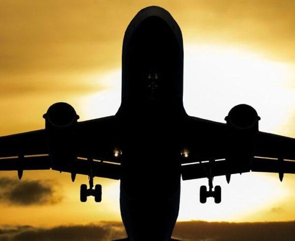 logística aérea