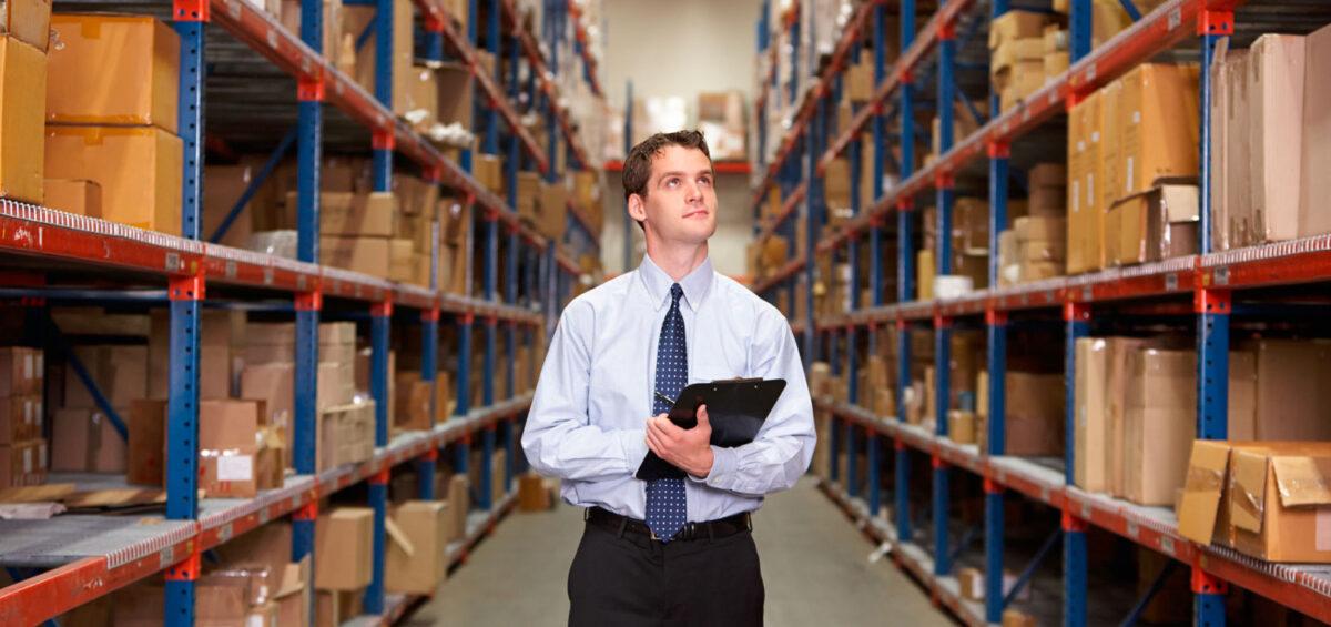 administración de inventario