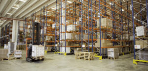 centros logísticos