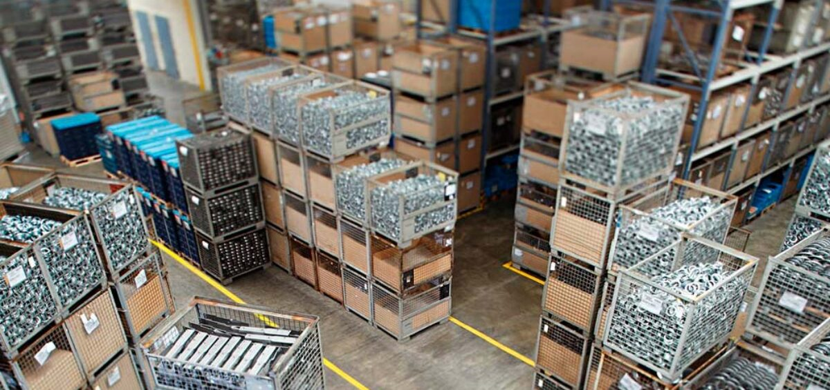 almacenamiento logístico