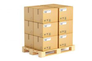 unidades de mercancía